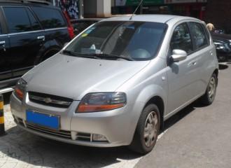 Chevrolet Aveo T200 - Cena wymiany filtra kabinowego