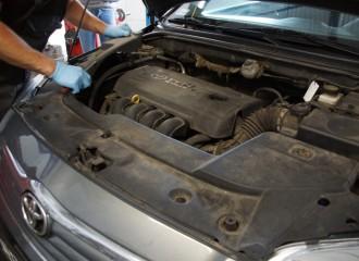 Co zrobić, gdy silnik nie odpala?