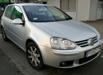 Volkswagen Golf V - Cena wymiany rozrządu