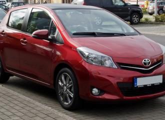 Toyota Yaris I - Cena wymiany rozrządu