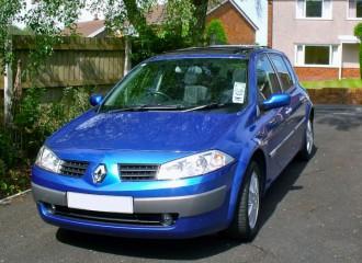 Renault Megane II - Cena wymiany rozrządu