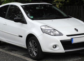 Renault Clio III - Cena wymiany rozrządu