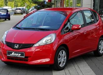 Honda Jazz III - Cena wymiany rozrządu