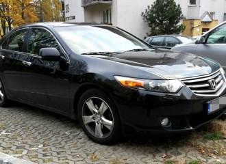 Honda Accord VIII - Cena wymiany rozrządu