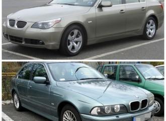 BMW Serii 5 (E39, E60) - Cena wymiany łożyska koła przód/tył