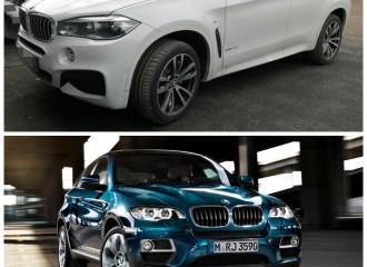 BMW X6 (E71, F16) - Cena wymiany łożyska koła przód/tył