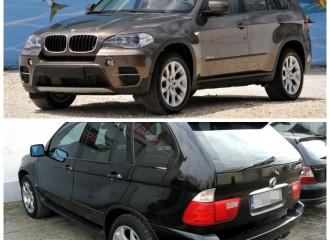 BMW X5 (E53, E70) - Cena wymiany łożyska koła przód/tył