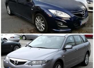 Mazda 6 (I, II) - Cena wymiany tłumika końcowego
