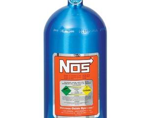 NOS - czyli wtrysk podtlenku azotu