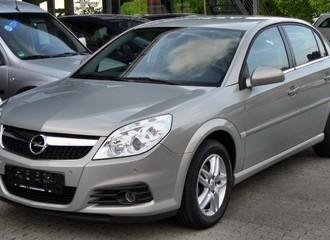 Opel Vectra – typowe usterki i awarie