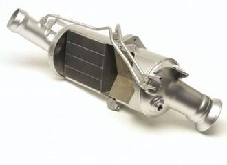 Filtr cząstek stałych (DPF - diesel particulate filter). Ekologia nieprzyjazna kierowcom. (Serwis Dorimex)