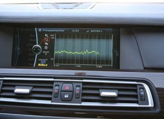 Wymiana wyświetlacza w samochodzie