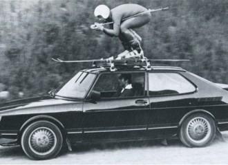 Jak przewozić narty w samochodzie?