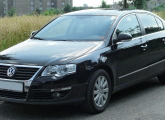 Przegląd serwisowy VW Passat B6
