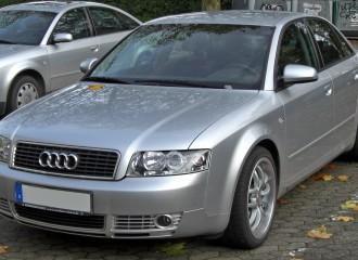 Przegląd serwisowy Audi A4
