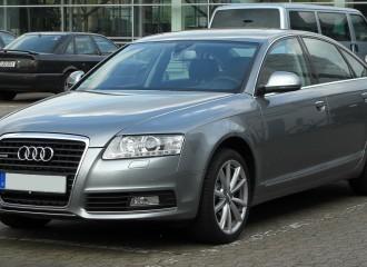 Przegląd serwisowy Audi A6