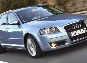 Przegląd serwisowy Audi A3