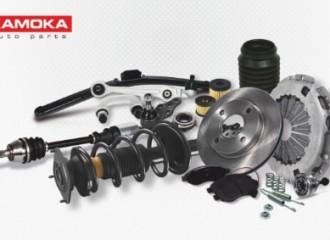 Kamoka Auto Parts – marka o wysokich standardach