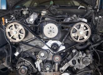 Cena wymiany rozrządu w Audi A6 C5 2.5 TDI V6 163 KM