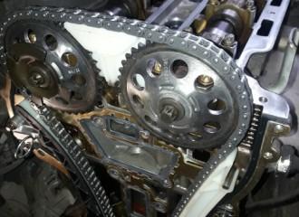 Cena wymiany łańcucha rozrządu w Oplu Astra D 1.2 80KM