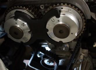 Cena wymiany paska rozrządu w Fordzie Focusie Mk2 FL 1.6 Ti-VCT 115KM