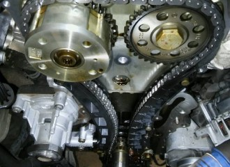 Cena wymiany łańcucha rozrządu w Volkswagenie Golfie VI 1.4 TSI 122KM