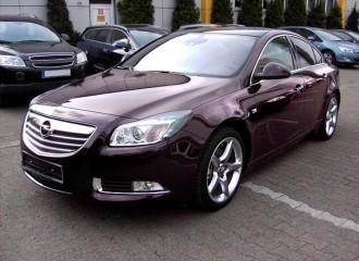 Opel Insignia A benzyna - cena przeglądu okresowego dużego