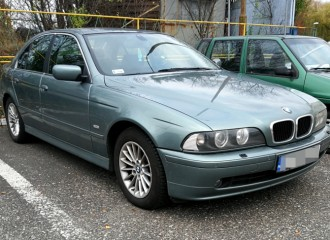 BMW Serii 5 E39 - Cena wymiany oleju silnikowego