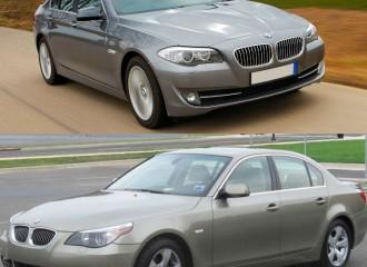 BMW Serii 5 E60 - Cena wymiany oleju silnikowego