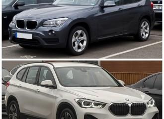 BMW X1 I - Cena wymiany oleju silnikowego