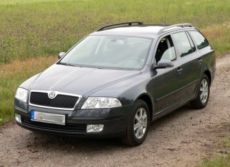 Skoda Octavia II - Cena wymiany oleju silnikowego