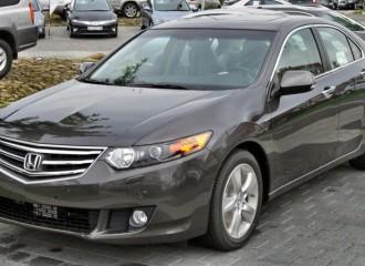 Honda Accord VIII - Cena wymiany oleju silnikowego
