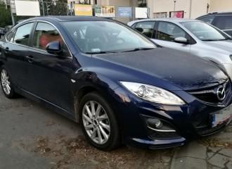 Mazda 6 II - Cena wymiany klocków hamulcowych