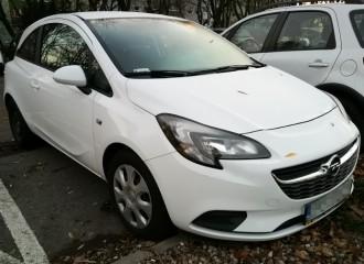 Opel Corsa D - Cena wymiany klocków hamulcowych