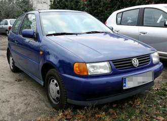 Volkswagen Polo III - Cena wymiany klocków hamulcowych