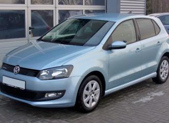 Volkswagen Polo V - Cena wymiany klocków hamulcowych