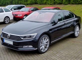 Volkswagen Passat B8 diesel - cena przeglądu okresowego dużego
