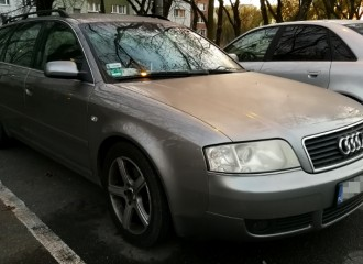 Audi A6 C5 - Cena wymiany klocków hamulcowych