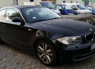 BMW Serii 1 E81-87 - Cena wymiany klocków hamulcowych