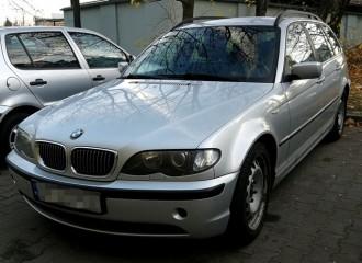 BMW Serii 3 E46 - Cena wymiany klocków hamulcowych