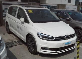 Volkswagen Touran III diesel - cena przeglądu okresowego małego