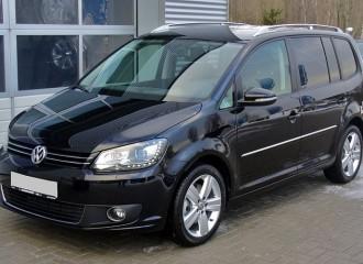 Volkswagen Touran II - Cena wymiany klocków hamulcowych