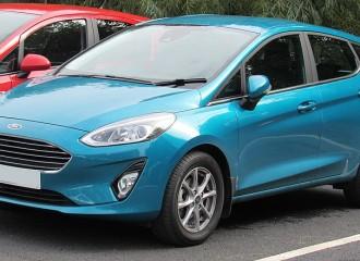 Ford Fiesta VII diesel - cena przeglądu okresowego po 30 tyś. km / 24 miesiącach