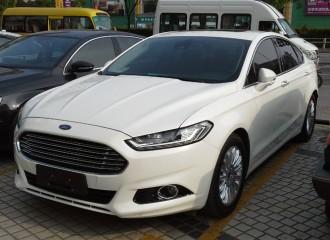 Ford Mondeo V benzyna - cena przeglądu okresowego małego