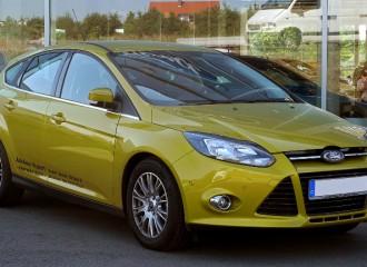 Ford Focus III diesel - cena przeglądu okresowego małego