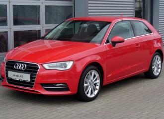 Audi A3 8V diesel - cena przeglądu okresowego po 30 tyś. km / 24 miesiącach
