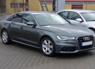 Audi A6 C7 benzyna - cena przeglądu okresowego po 30 tyś. km / 24 miesiącach