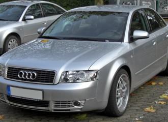 Audi A4 B6 - Cena wymiany tarcz hamulcowych
