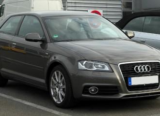 Audi A3 8P - Cena wymiany tarcz hamulcowych