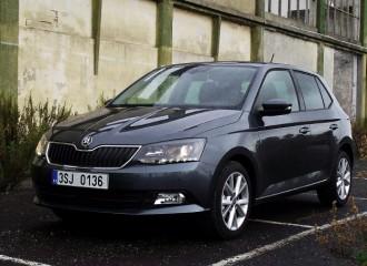 Skoda Fabia III diesel - cena przeglądu okresowego małego